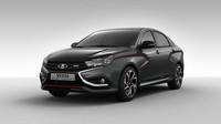 Lada Vesta Sport by se ráda měřila s v Evropě prodávanými ostrými modely.