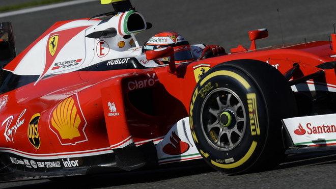 Kimi Räikkönen hodlá jít ve šlépějích svého sedm let starého úspěchu?