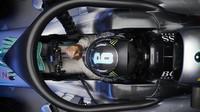 FOTO: Páteční tréninky v Belgii ve znamení testu ochrany kokpitu Halo