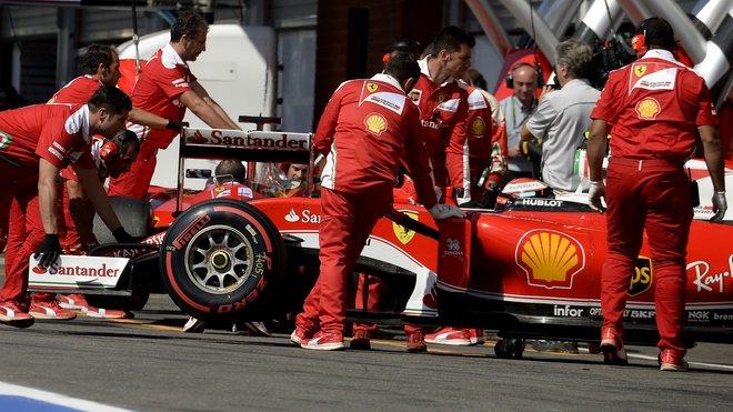 Ferrari sáhl po dalších personálních změnách ve svém oddělení aerodynamiky