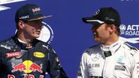 Rosberg vzpomíná: Když byl za mnou Verstappen, tak jsem se modlil - anotační obrázek