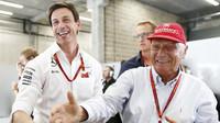 Bude spřežení Wolff-Lauda pokračovat u Mercedesu i nadále?