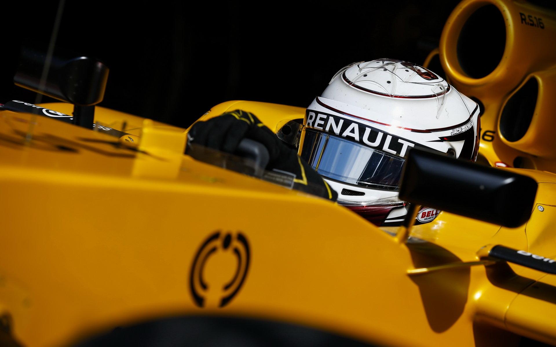 FIA se rozhodla prozkoumat škody na Magnussenově voze - anotační obrázek