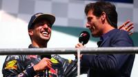 Pro Ricciarda má Webber slova chvály
