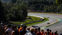 Závod v Belgii