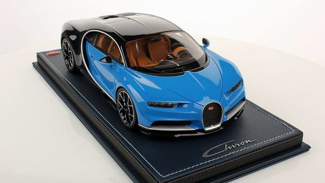 Bugatti Chiron od firmy MR Collections