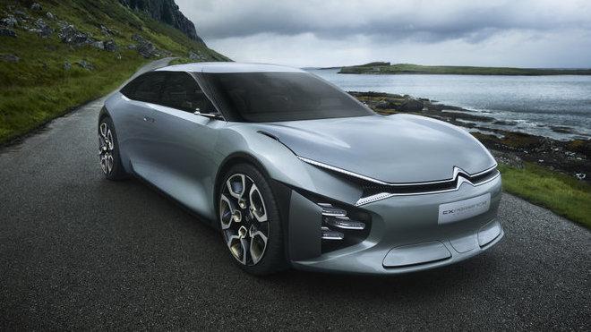 Nový Citroën C5 bude hodně připomínat koncept CXperience.