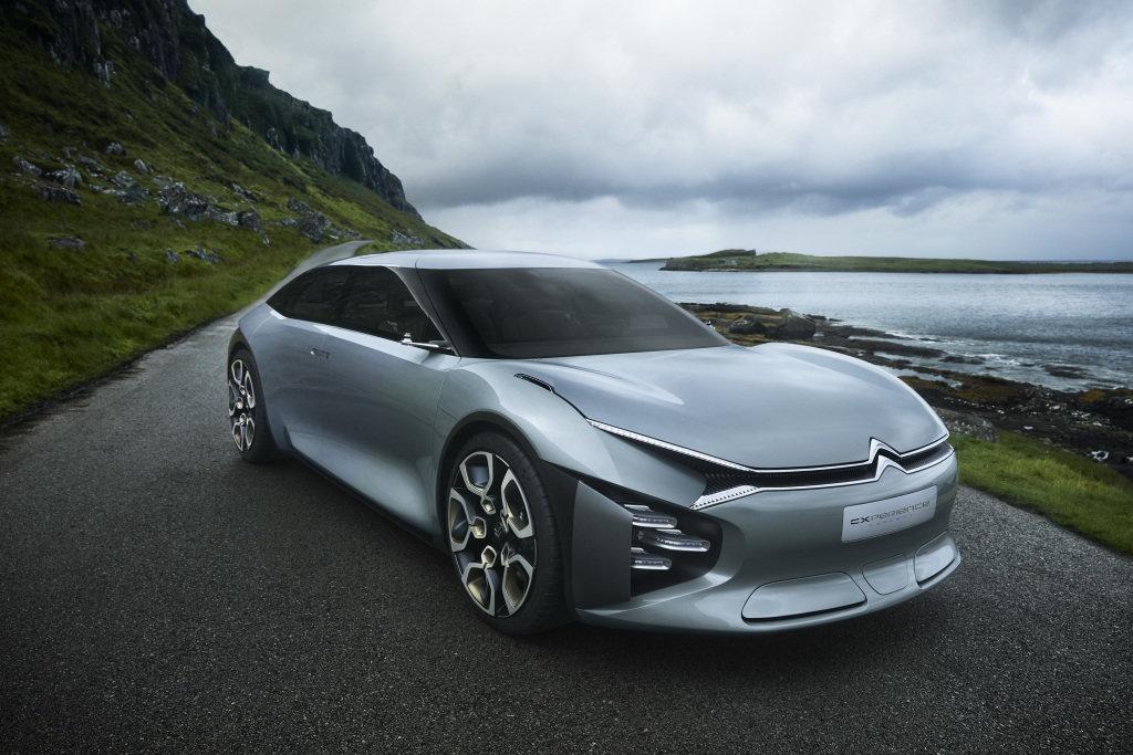 Citroën do toho pořádně šlape. Nová C5 bude nejlepší auto své třídy - anotační foto