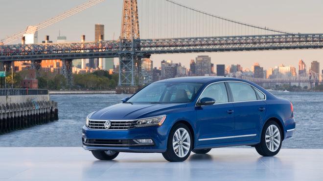 Americká specifikace Volkswagenu Passat TDI možná brzy zamíří i k nám.