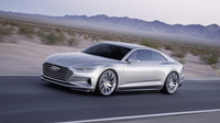 Audi A9 e-tron přijede do konce dekády.