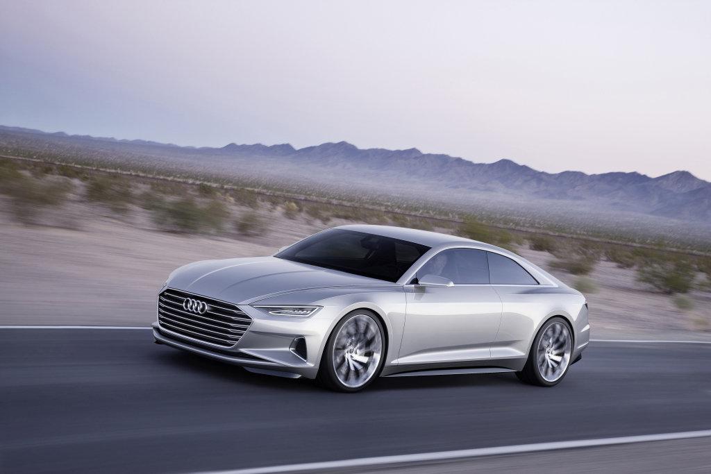 Nejsou tři elektromotory moc? Proti Tesle však Audi nic jiného nepomůže - anotační foto