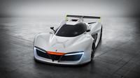 Vodíkový supersport Pininfarina H2 skutečně zamíří do sériové výroby - anotační obrázek