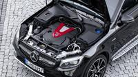 Mercedes-AMG GLC 43 Coupé je dalším z řady silných modelů trojcípé hvězdy.