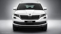 FOTO: Škoda Kodiaq odhalena únikem, vážně připomíná Range Rover Evoque