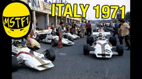 VIDEO: Itálie 1971 - Adrenalin, napětí, pět vozů pod šachovnicí, rozhodují setiny vteřiny! - anotační foto