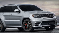 Jeep Grand Cherokee SRT (2017)
