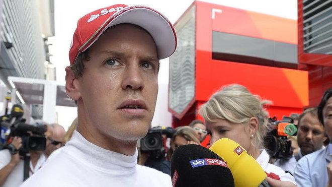 Vettel se domnívá, že Ferrari jde stále správným směrem