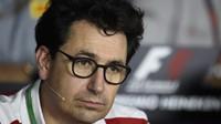 Mattia Binotto stojí dle Rakušana za současnými úspěchy Ferrari