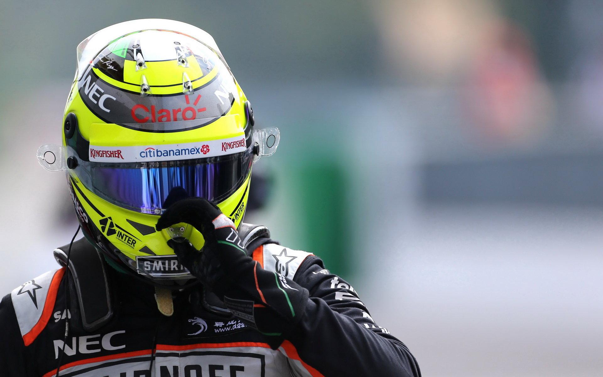 Pérez zatím neví, jestli bude v F1 i příští rok. Je to kvůli přestupu k Ferrari? - anotační obrázek