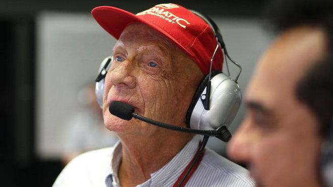 Niki Lauda na Monze