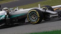 Lewis Hamilton v Monze
