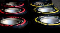 Pneumatiky Pirelli v kvalifikaci na Monze