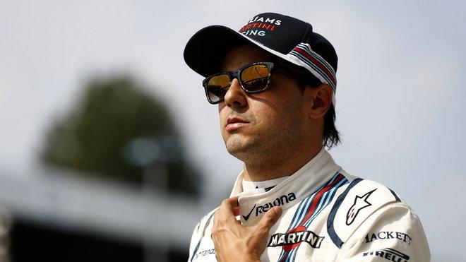 Felipe Massa se tradičně čtenářům svěřuje se svými pocity