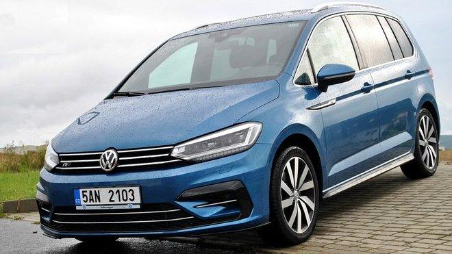 Volkswagen Touran 2.0 TDI (140 kW) R-line