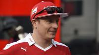 Kimi Räikkönen v Monze