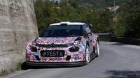 Bergkvist novým testovacím jezdcem Citroënu, navíc jej čeká program ve WRC2 - anotační foto