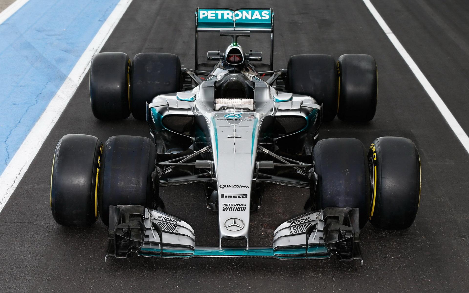 Hamilton chce být z nových formulí překvapen a ohromen, mají být o 3 vteřiny rychlejší - anotační foto