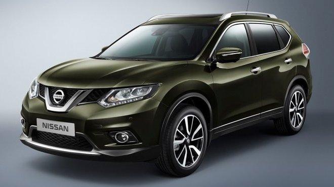 Kolik vás to bude stát? Nissan uvádí na trh X-Trail s naftovým dvoulitrem - anotačné foto