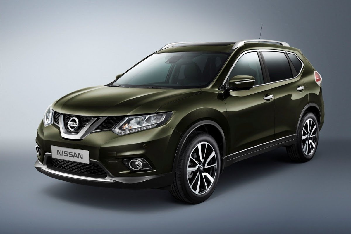 Kolik vás to bude stát? Nissan uvádí na trh X-Trail s naftovým dvoulitrem - anotační foto