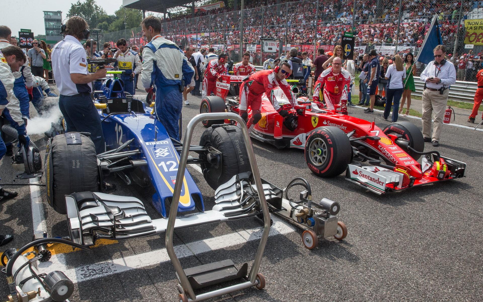 """Sauber letos už vylepšený motor Ferrari nevyužije, má proto """"pádné"""" důvody - anotační obrázek"""