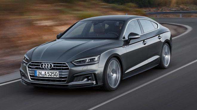 Praktičnost kombi s elegancí kupé. Audi představuje novou A5 Sportback - anotačné foto