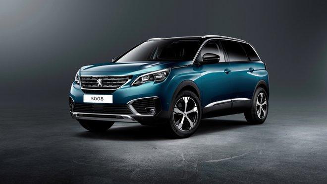 Nový Peugeot 5008 příští rok ve Frankfurtu neuvidíme.