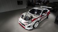 Toyota GT86 s motorem V6 z Nissanu GT-R