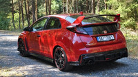 Honda Civic Type R GT (2016)