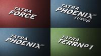 Tatra mění písmo označení i obchodní názvy některých modelových řad.