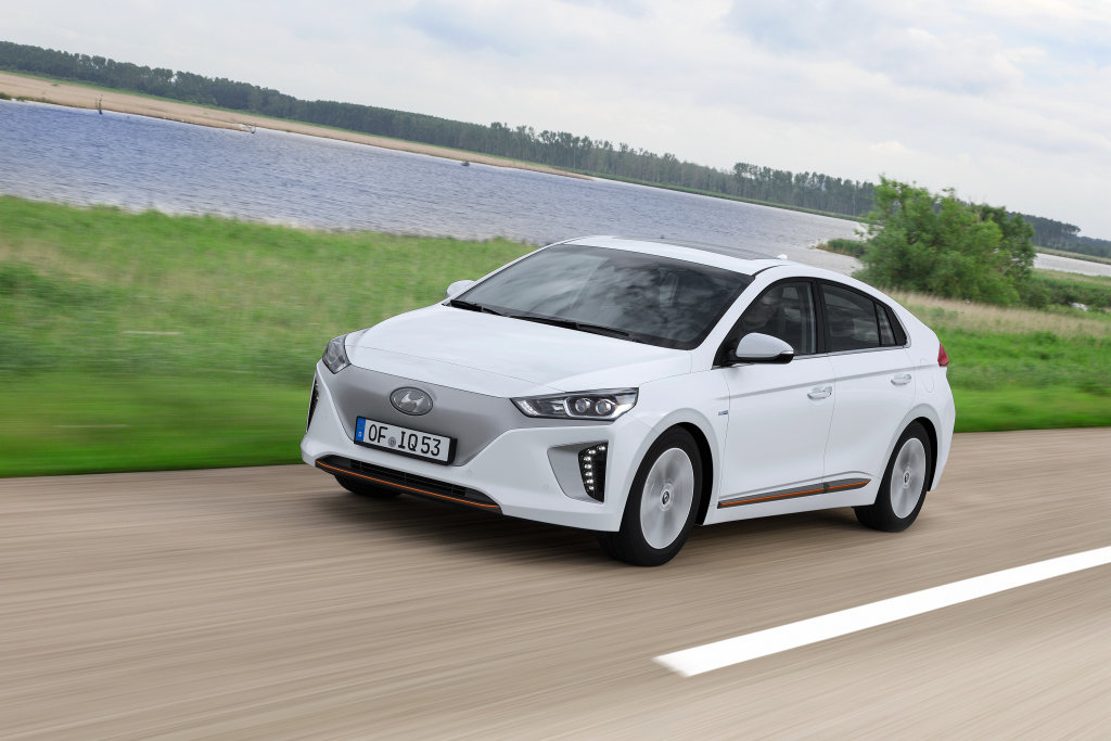 Hyundai Ioniq opět boduje v ekologičnosti, od Green NCAP získalo ...