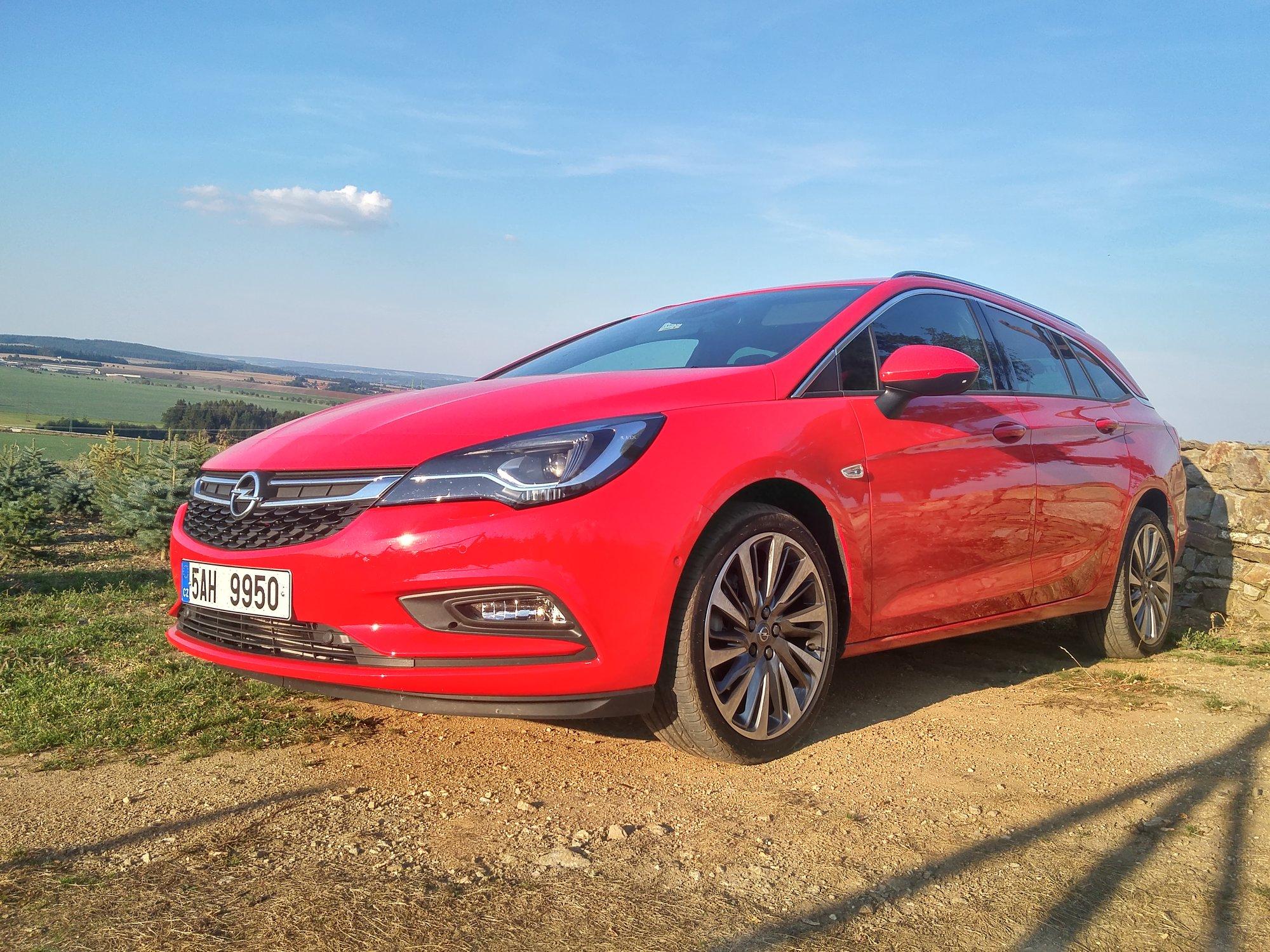 Opel Astra ST 1,6 Turbo