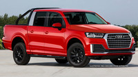 Připravuje Audi model s karosérií pickup?
