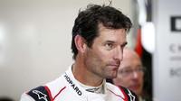 Mark Webber, člen posádky Porsche #1, při závodě 6 Hours of Mexico