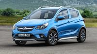 Opel Karl Rocks je posledním přírůstkem do rodiny pseudoSUV.