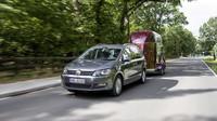 Volkswagen Sharan přichází s dvoulitrem TDI a pohonem všech kol.