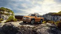 I pickup umí být atraktivní, stačí přidat světelnou rampu a oranžový lak - anotační foto