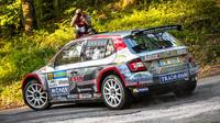 Kukučka v nedeľu strieborný, v MSR Rallye Košice štvrtý absolútne - anotační foto