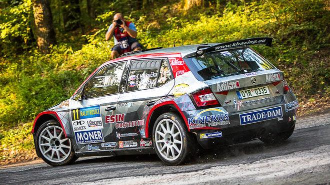 Rally Košice (SVK)