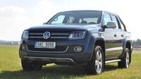 TEST: Volkswagen Amarok 2.0 BiTDI Ultimate: Svalnatý parťák do nepohody - anotační foto