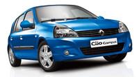 Renault Clio Campus/Storia